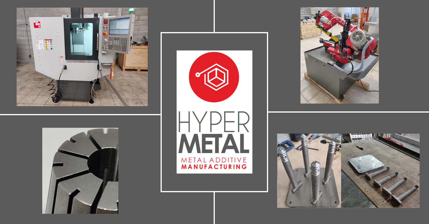 Hypermetal – New Equipment_