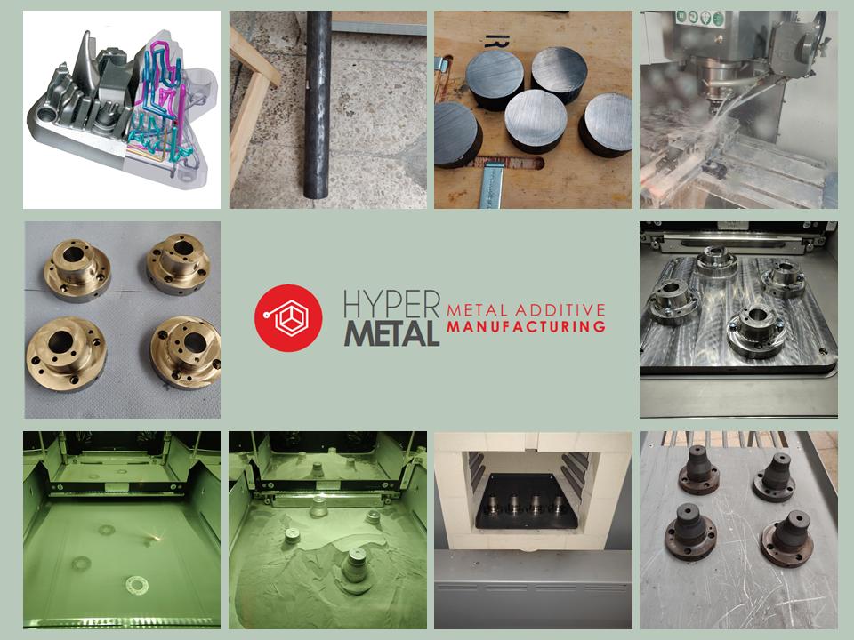 Hypermetal – Hybrid Production4